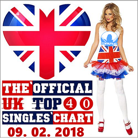 VA - The Official UK Top 40 Singles Chart (09.02.2018) MP3