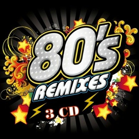 VA - 80s Remix [3CD] (2016) MP3