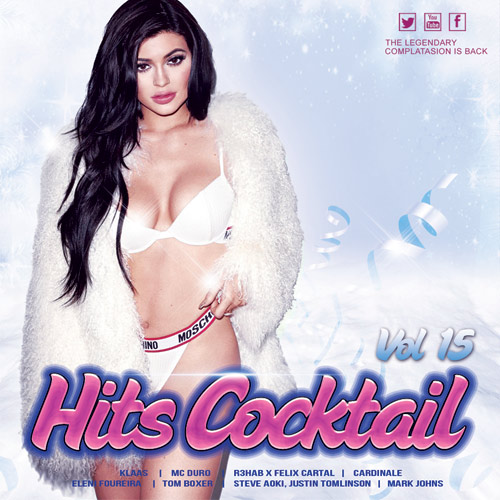 Сборник - Hits Cocktail vol.15 (2018) MP3