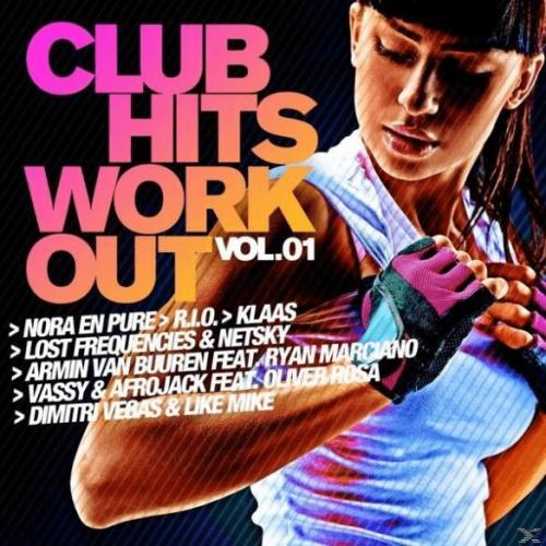 VA - Club Hits Workout Vol.1 [2CD] (2018) MP3