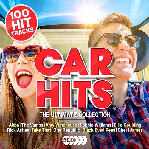 VA - Car Hits (The Ultimate Collection) [5CD] (2018) MP3