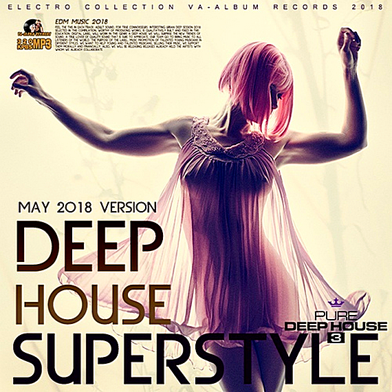 VA - Deep House Superstyle (2018) MP3