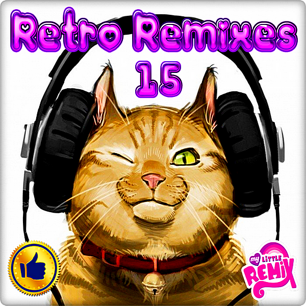 VA - Retro Remix Quality Vol.15 (2018) MP3