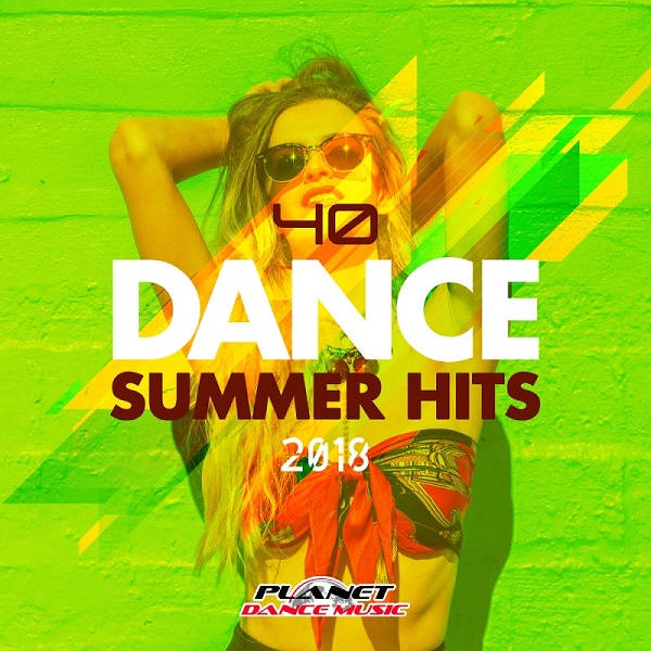 VA - 40 Dance Summer Hits 2018 (2018) MP3