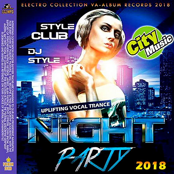 VA - Night Party Style Club (2018) MP3