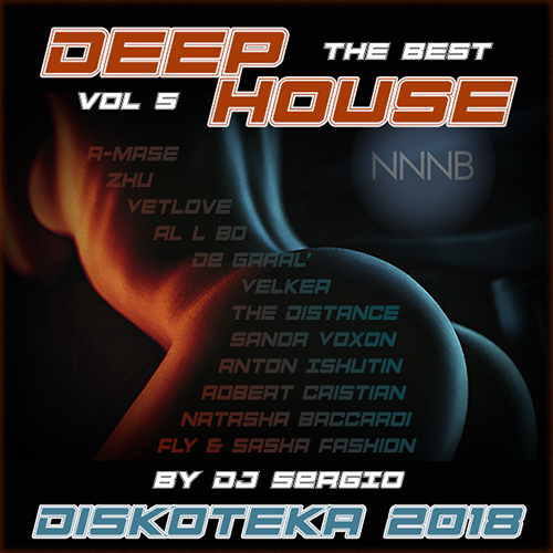 VA - Дискотека 2018 Deep House - The Best Vol. 5 (2018) MP3 от NNNB