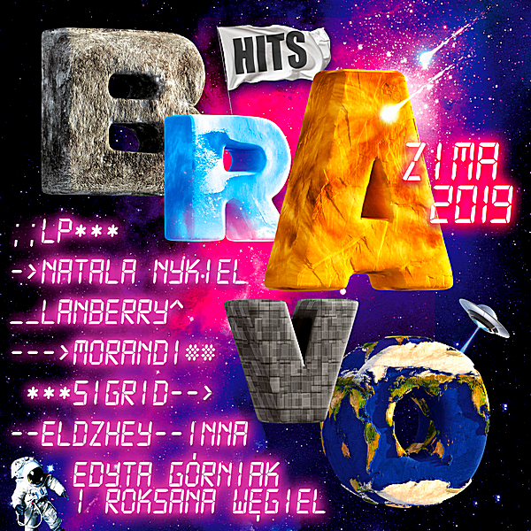 VA - Bravo Hits Zima 2019 [2CD] (2018) MP3