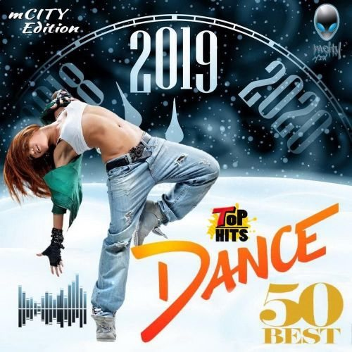 VA - VA - Best 50 New Year 2019 [Compiled by mCITY] (2018) MP3