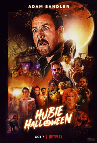 Хэллоуин Хьюби / Hubie Halloween (2020) WEB-DLRip от MegaPeer | Netflix