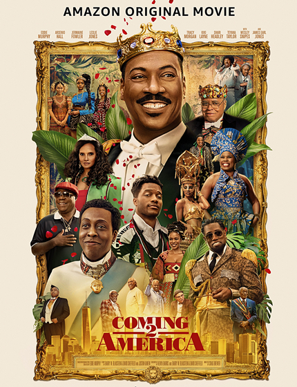 Поездка в Америку 2 / Coming 2 America (2021) WEB-DL 1080p от ExKinoRay | Jaskier