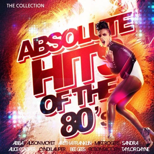 Сборник - The 80s Absolute of Hits (2016) MP3