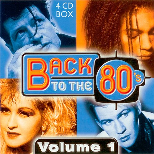 VA - Back To The 80's Vol.1 (2016) MP3