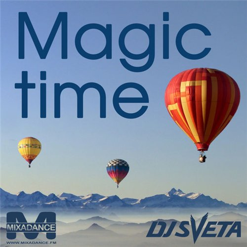 Dj Sveta - Magic Time (2016) MP3