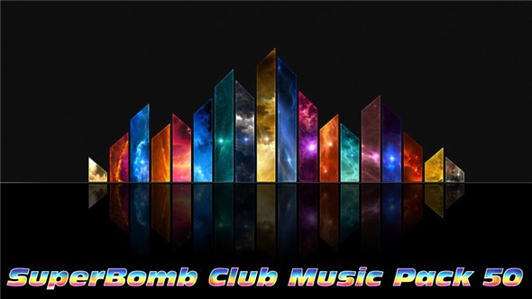 VA - SuperBomb Club Music Pack 50 (2016) MP3