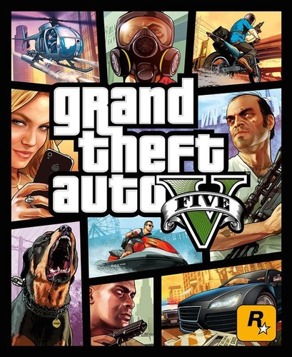 GTA 5 / Grand Theft Auto V (2015) PC | Fix