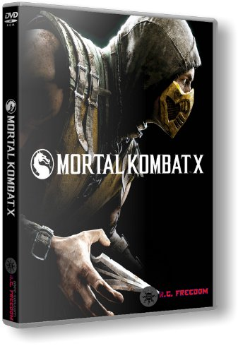 Mortal Kombat X [Update 3] (2015) PC | RePack от RG Свобода