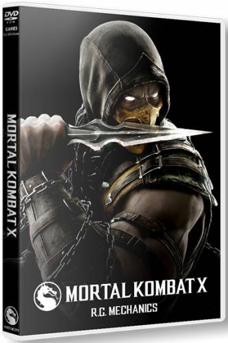 Mortal Kombat X [Update 2] (2015) PC | RePack от R.G. Механики