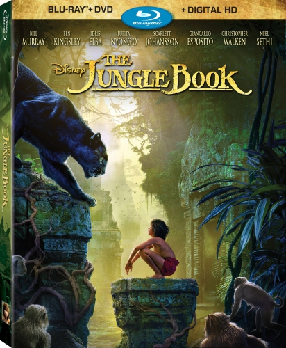 Книга джунглей / The Jungle Book (2016) HDRip от Scarabey | Line