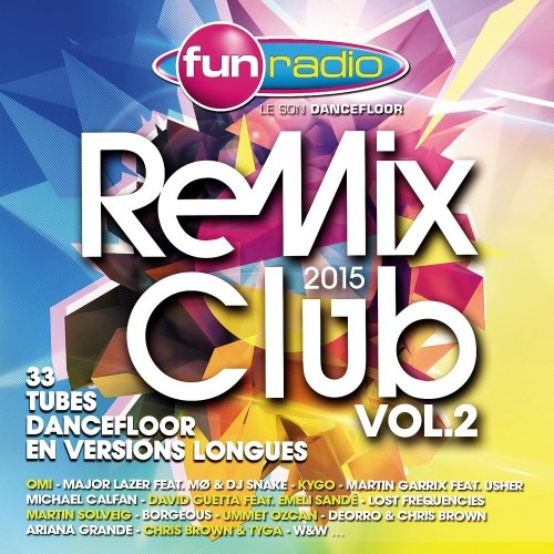VA - Fun Remix Club 2015, Vol. 2 (2015) MP3