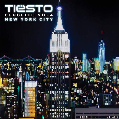 Tiesto - Club Life Vol. 4: New York City (2015) MP3