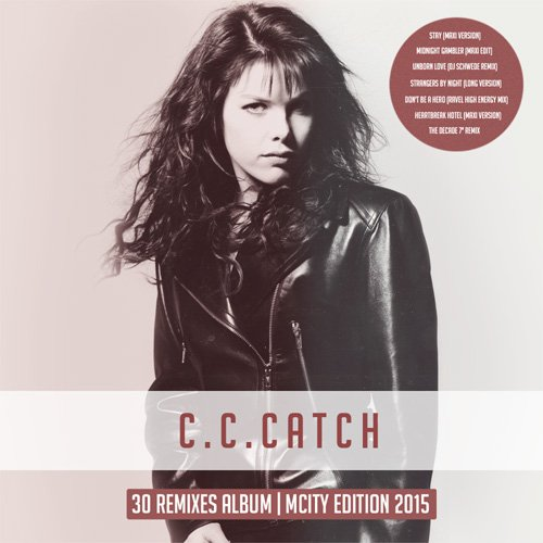C.C.Catch - 30 Remixes Album (2015) MP3