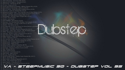 VA - SteepMusic 50 - Dubstep Vol 35 (2015) mp3