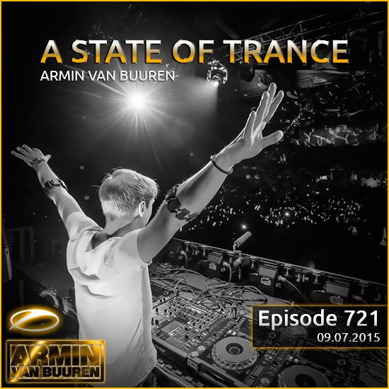 Armin Van Buuren - A State Of Trance 721 [09.07.2015] [Split + Mix] (2015) MP3