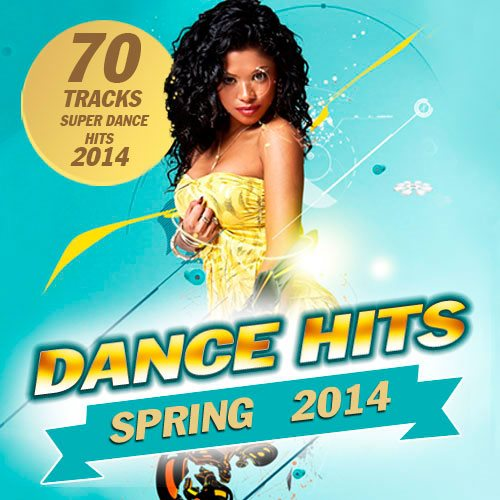 VA - Dance Hits. Spring 2014 (2016) MP3