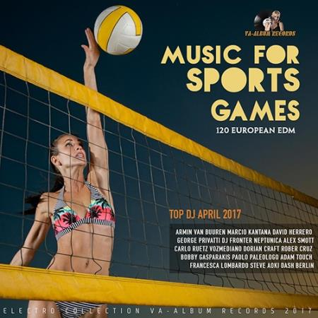 VA - EDM Music For Sports Games (2017) MP3