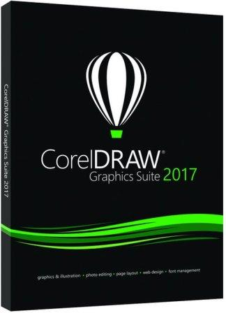 CorelDRAW Graphics Suite 2017 19.0.0.328 HF1 Special Edition (2017) PC