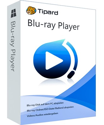 Tipard Blu-ray Player 6.1.58 (2017) PC