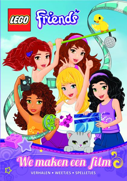 Подружки из Хартлейк Сити. Вебизоды / LEGO Friends. Webisodes [1-113] (2014-2017) WEB-DLRip от ExKinoRay | D